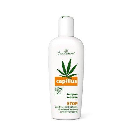 Capillus Szampon na problemy Łojotokowe 150 ml